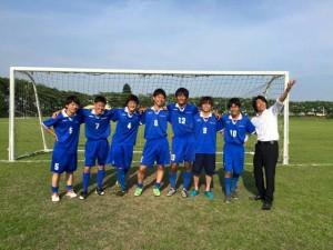 5年間のチームメイトと米村先生