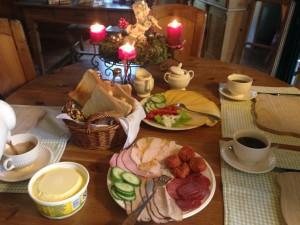 Hecktor家の朝食