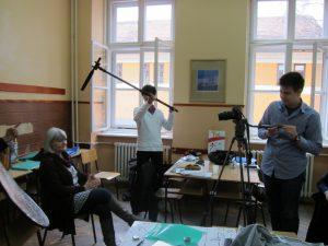 カメラの使い方の練習