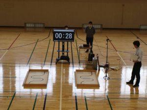 電子制御ミニロボコン2020会場の写真
